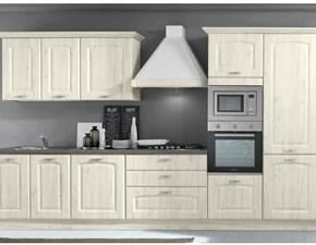 Cucina altri colori classica lineare Sofia l360 h216 Net cucine in offerta