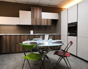 Cucina altri colori design ad angolo Ak 02 Arrital cucine scontata