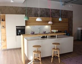 Cucina altri colori design ad isola Balì Artigianale in Offerta Outlet