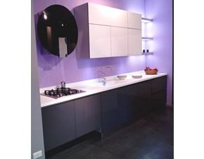 Cucina altri colori design lineare Primafila di Gicinque cucine