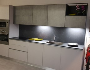 Cucina altri colori design lineare Yota Armony cucine in Offerta Outlet