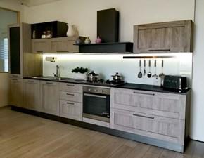 Cucina altri colori industriale lineare City Stosa cucine in Offerta Outlet