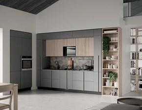 Cucina altri colori moderna ad angolo Cucina design componibile Colombini casa in Offerta Outlet