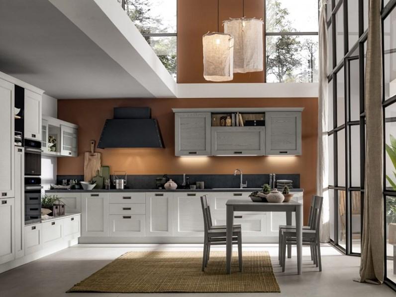 Cucina altri colori moderna ad angolo kali arrex scontata - Cucina kali prezzi ...