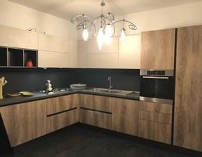 Cucina altri colori moderna ad angolo Mia Aran cucine