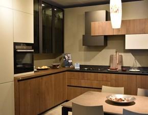 Cucina altri colori moderna ad angolo  Stosa cucine in Offerta Outlet