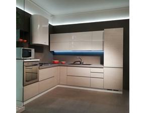 Cucina altri colori moderna ad angolo Wega Arredo3 scontata