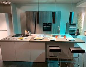 Cucina altri colori moderna ad isola 2.1 copatlife  Copat cucine in offerta