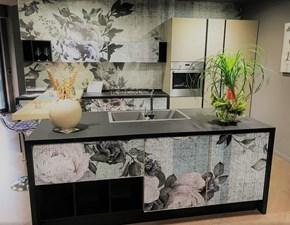 Cucina altri colori moderna ad isola Aran - cover_v Aran cucine in Offerta Outlet