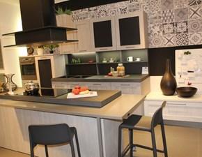 Cucina altri colori moderna ad isola City Stosa