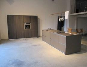 Cucina moderna ad isola MH6 Modulnova in Offerta Outlet