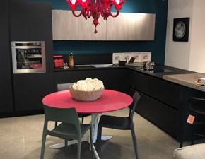 Cucina altri colori moderna con penisola Aspen Doimo cucine scontata