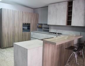 Cucina altri colori moderna con penisola Copatlife di Copat cucine in offerta