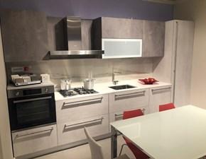 Cucina altri colori moderna lineare Chic Nova cucina in Offerta Outlet