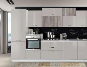 Cucina altri colori moderna lineare Cloe Net cucine in offerta