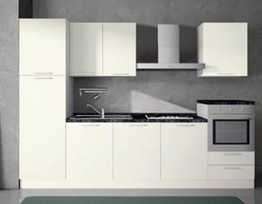 Cucina altri colori moderna lineare Composizione da 300- 3 Arrex
