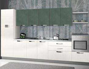 Cucina altri colori moderna lineare Composizione da 360- 4 Arrex