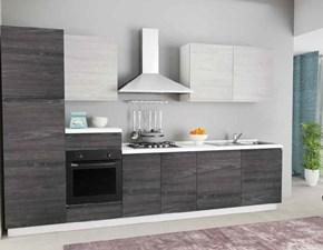 Cucina altri colori moderna lineare Kira Aerre cucine scontata