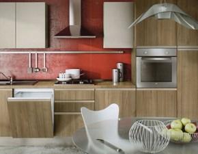 Cucina altri colori moderna lineare Linea  Artec in Offerta Outlet