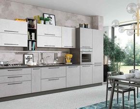Cucina altri colori moderna lineare Mirra Mobilturi cucine