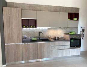 Cucina altri colori moderna lineare New meg Mobilturi cucine