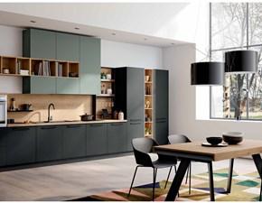 Cucina altri colori moderna lineare Tropea Imab in Offerta Outlet