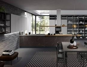 Cucina altri colori moderna lineare Zen Mobilturi cucine in Offerta Outlet