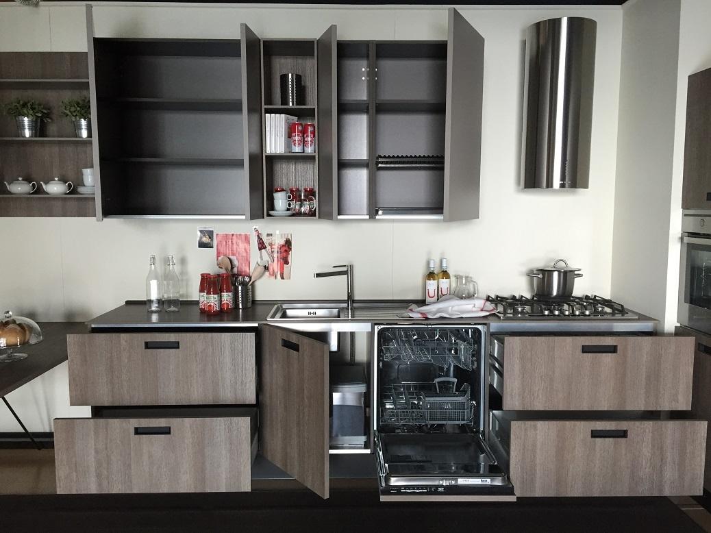 Cucine Moderne Scontate. Trendy Cucina Ad Angolo Scavolini Modello ...