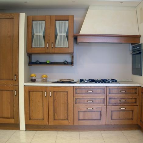Cucina angolare Febal modello Certosa scontata del -55% - Cucine a prezzi scontati