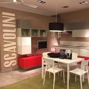 Cucina angolare Scavolini a prezzi scontati
