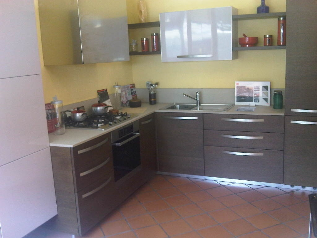 Cucina carma cucine carma moderna cucine a prezzi scontati - Cucine ad angolo misure ...