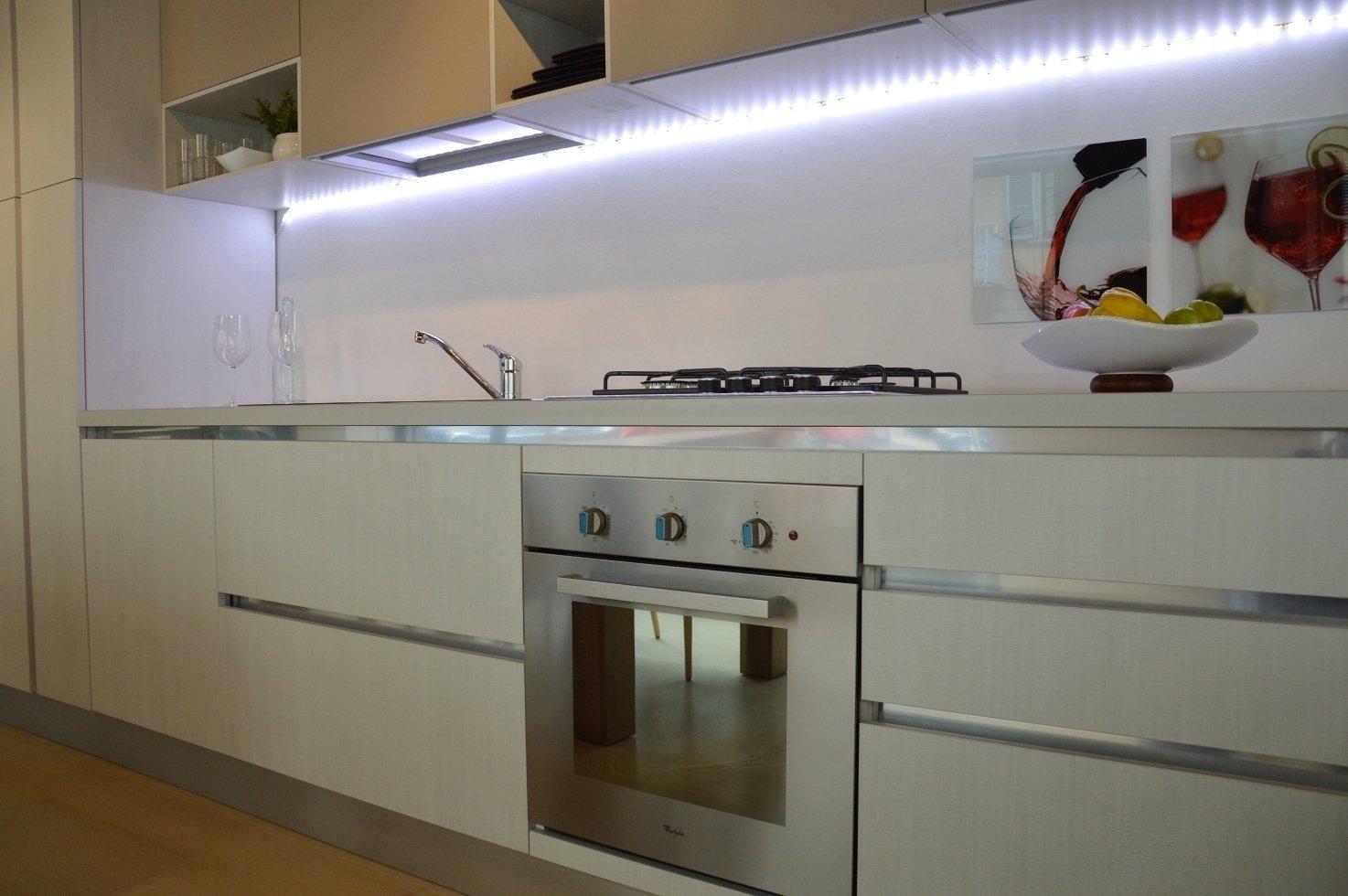 Cucine Piano Cottura E Forno : Cucina Mod. Artika Vista Del Forno E  #5D482A 1474 980 Cucine Classiche Con Piano Cottura Angolare