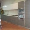 Cucina bianca laccata moderna essential white offerta convenienza cucine a prezzi scontati - Cucine ar due ...