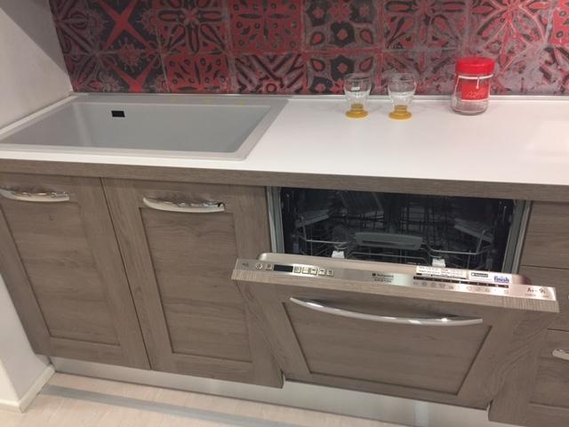 Cucina ar tre bahia moderne laminato opaco bianca cucine - Cucine ar tre opinioni ...