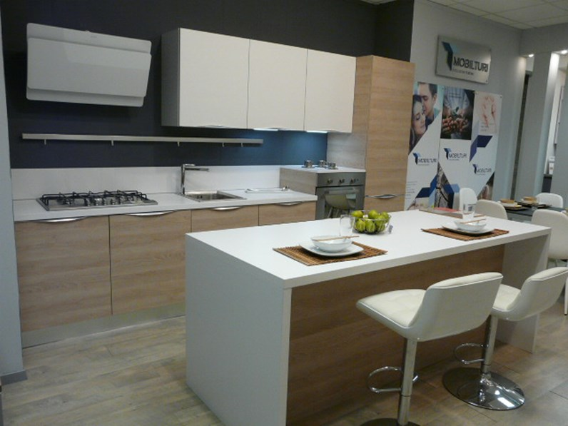 Cucina ar tre cucina modello bahia moderne - Isole cucine moderne ...