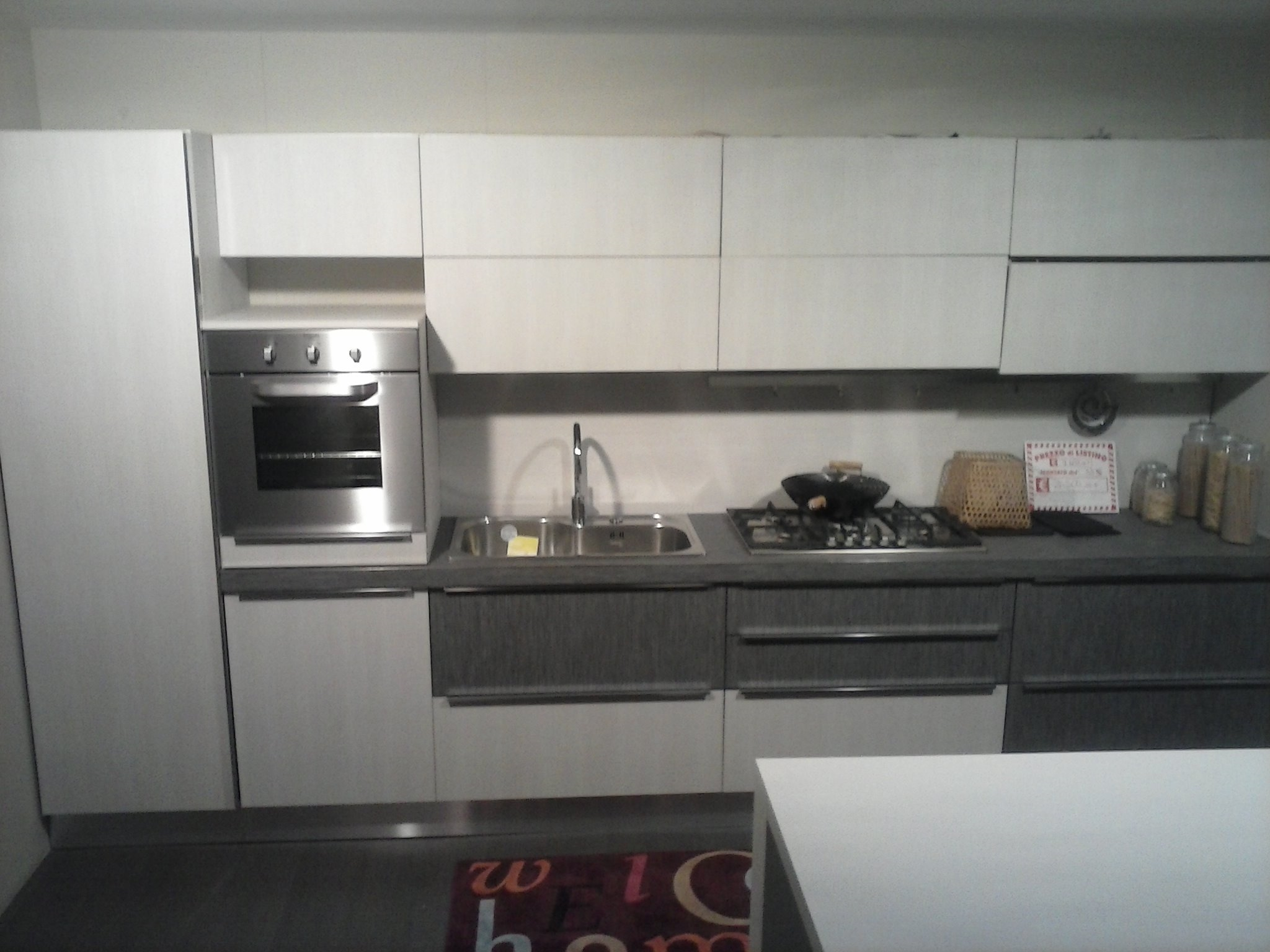 CUCINA ARAN CUCINA PROMOZIONE Cucine A Prezzi Scontati #5B4B44 2048 1536 Veneta Cucine O Aran