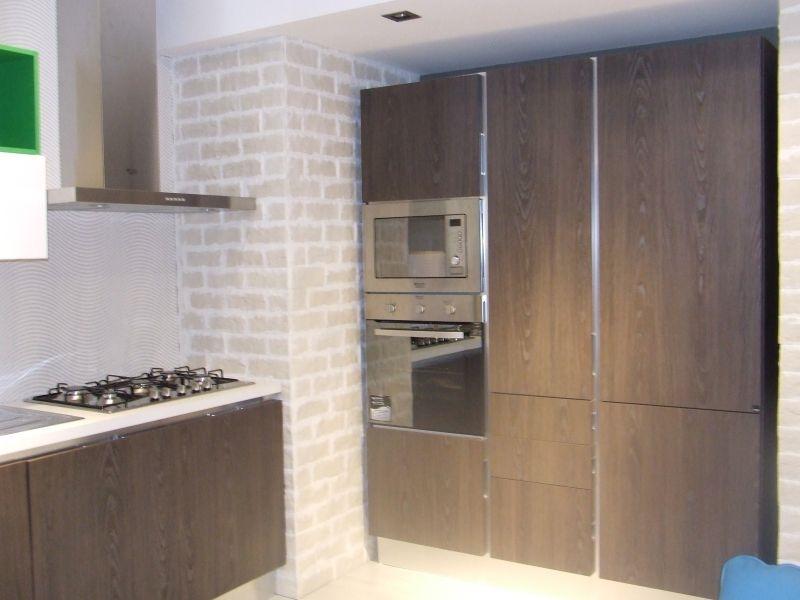 Cucina aran cucine bella scontata 40 laminato materico - Cucina aran prezzi ...