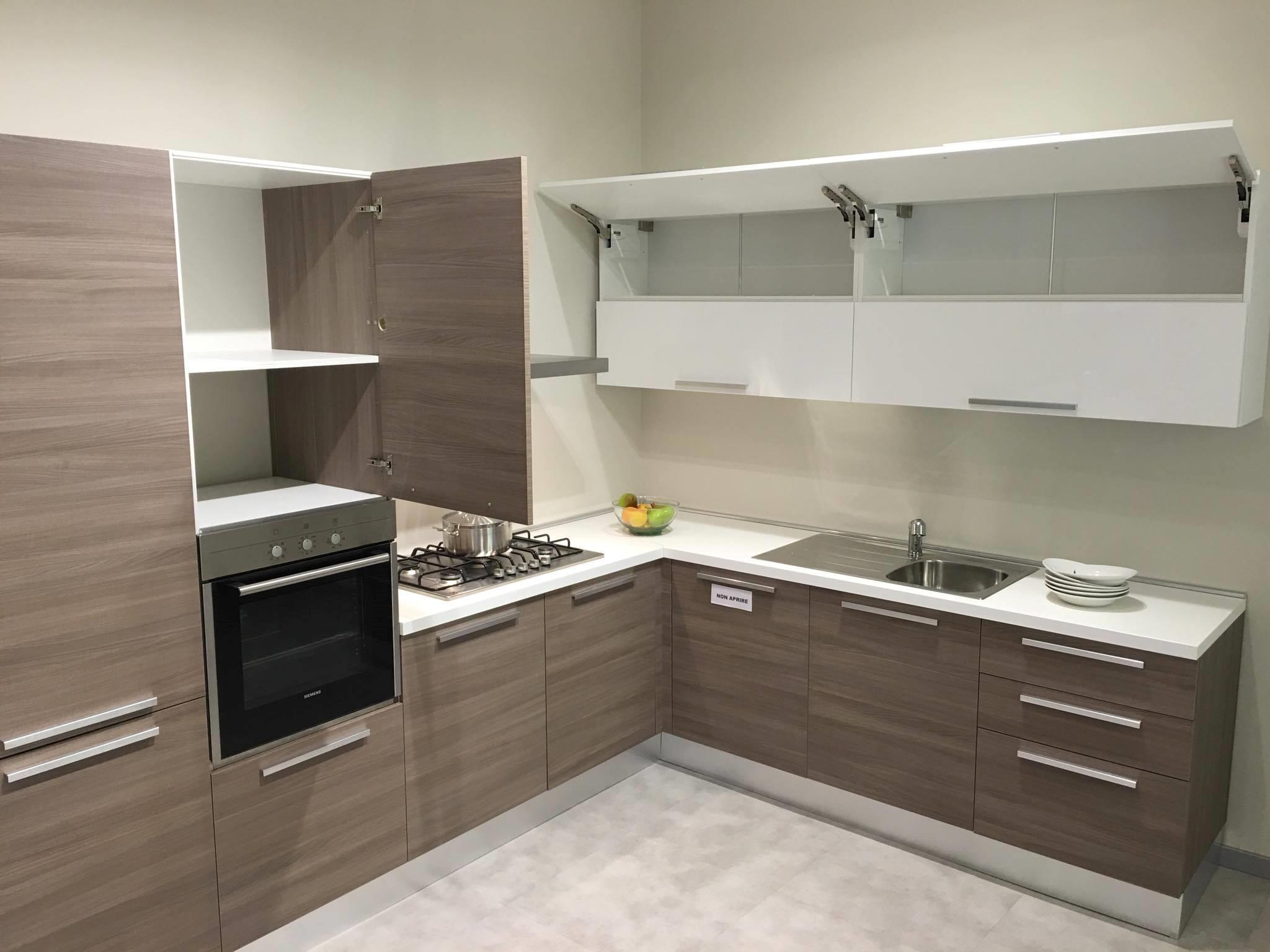Cucina aran modello mirabilia scontato del 50 cucine for Offerte aran cucine