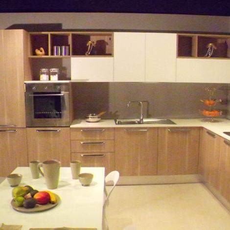 Cucina aran cucine erika moderno laminato materico - Cucina aran prezzi ...