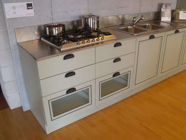 Cucina aran cucine magistra scontato del 54 cucine a prezzi scontati - Aran cucine outlet ...
