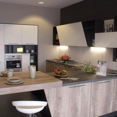 outlet Aran Cucine Cucina Mia scontato del -42 %