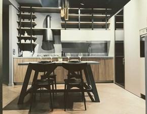 Cucina Aran cucine moderna ad angolo altri colori in laminato materico Aran_l13_v