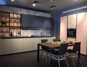 Cucina Aran cucine moderna lineare altri colori in laccato opaco Lab13