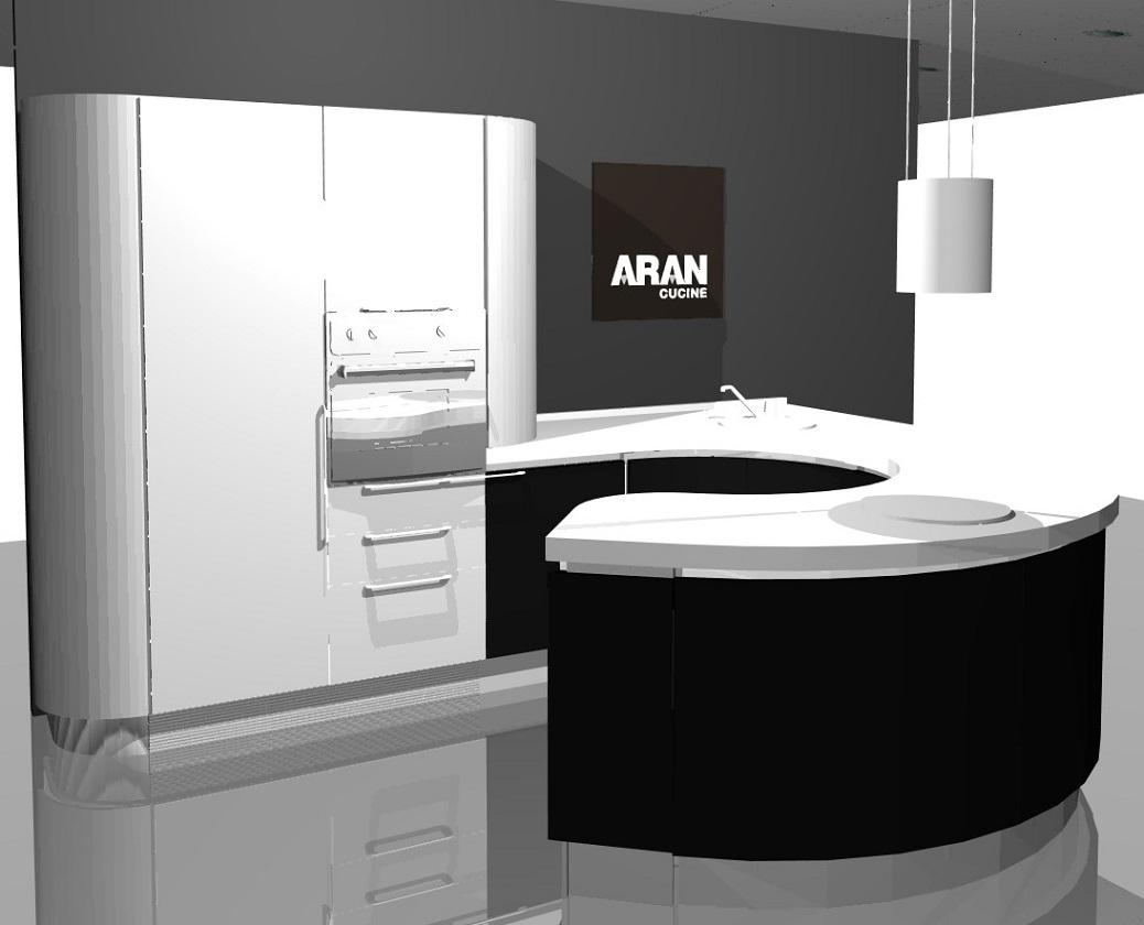 cucina aran cucine volare scontato del 50 cucine a prezzi scontati. Black Bedroom Furniture Sets. Home Design Ideas