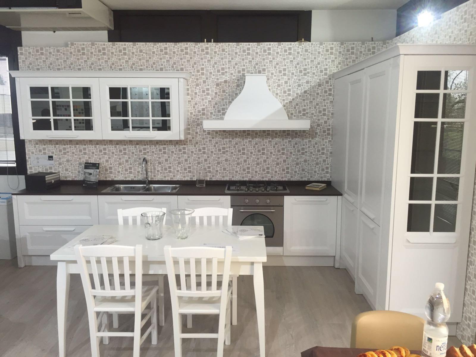 Cucina bianca aran cucine ylenia cucine a prezzi scontati - Cucine aran prezzi ...