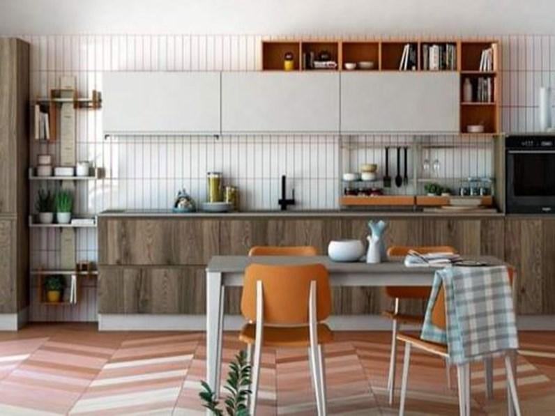 Cucina Aran Lineare Marylin Scontata