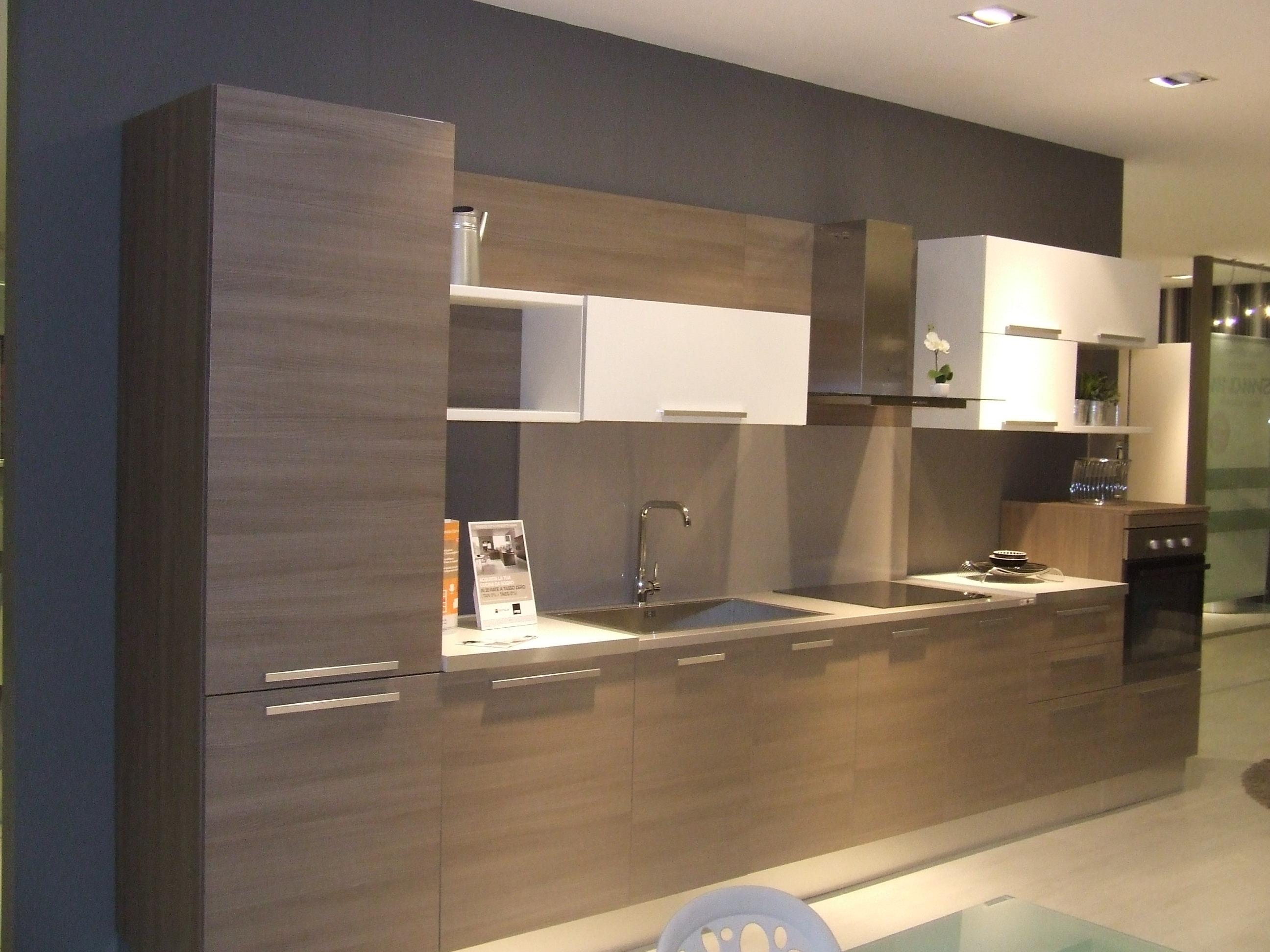 Cucina aran modello mia cucine a prezzi scontati - Aran cucine outlet ...