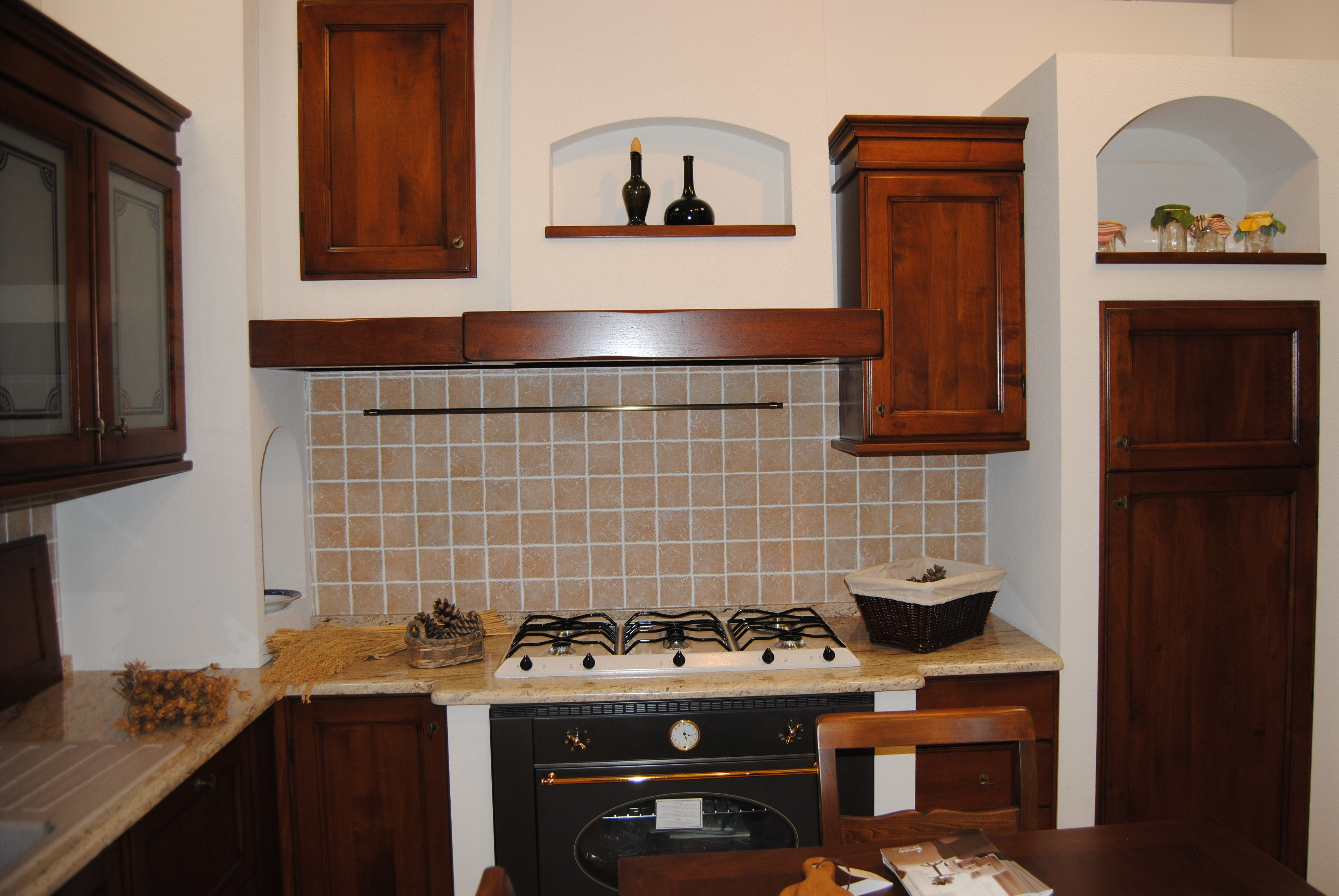 Cucina In Noce ~ La Migliore Scelta Di Casa e Interior Design
