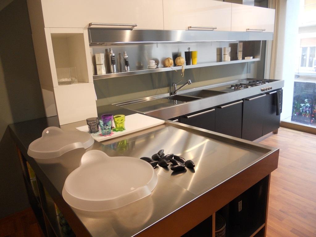 Cucina Arclinea Artusi Legno sottocosto - Cucine a prezzi scontati