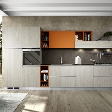 Cucina arredo 3 modello round personalizzabile nelle - Prezzi cucine arredo 3 ...